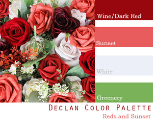 Declan Color Palette - $250 Package