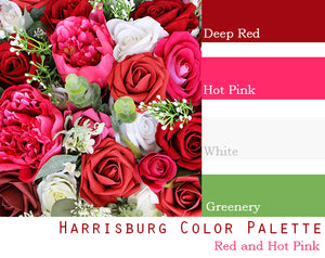 Harrisburg Color Palette - $250 Package