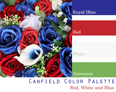 Canfield Color Palette - $250 Package