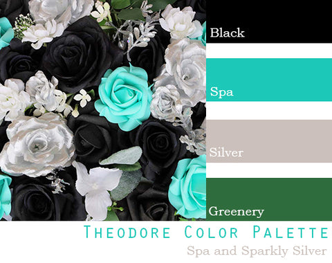Theodore Color Palette - $250 Package