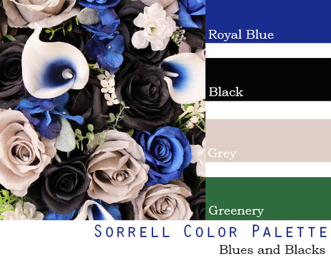 Sorrell Color Palette - $250 Package
