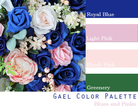 Gael Color Palette - $250 Package