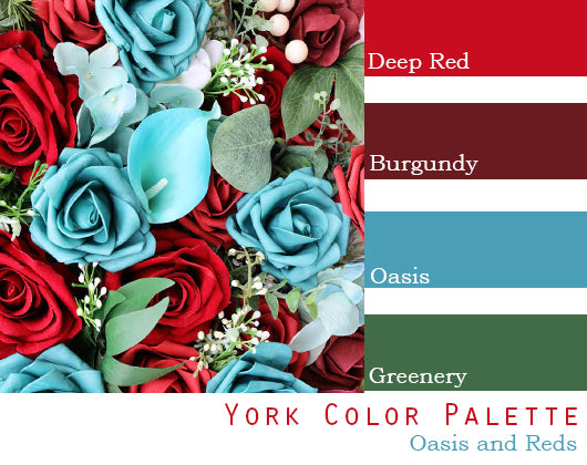 York Color Palette - $250 Package