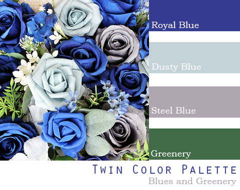 Twin Color Palette - $100 Package