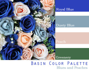 Basin Color Palette - $250 Package