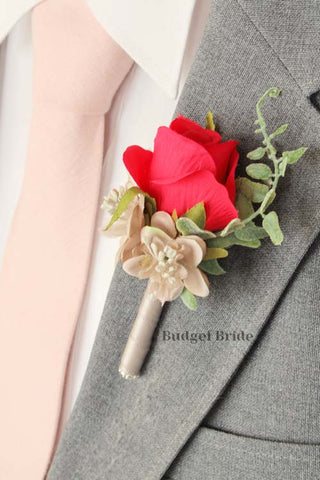 Connor Boutonniere  - #153 - $23.50