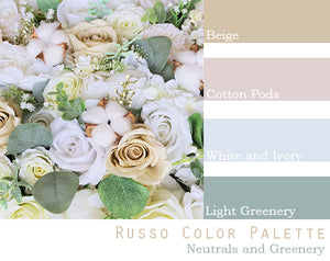 Russo Color Palette - $250 Package