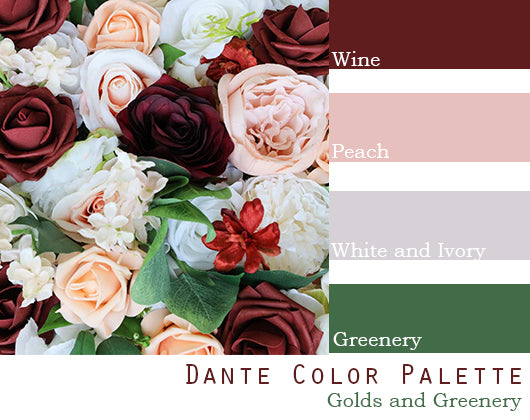 Dante Color Palette - $250 Package