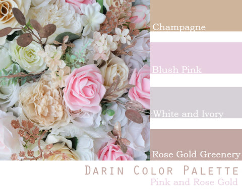 Darin Color Palette - $250 Package