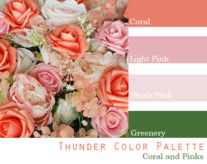 Thunder Color Palette - $250 Package