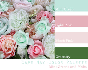 Cape May Color Palette - $250 Package