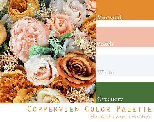 Copperview Color Palette - $250 Package