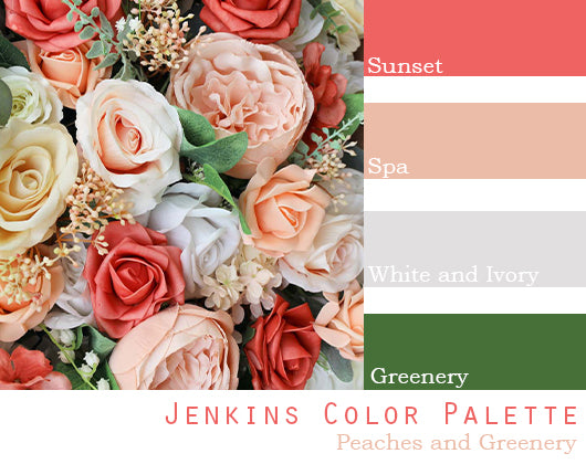 Jenkins Color Palette - $250 Package