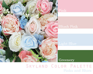 Skyland Color Palette - $250 Package