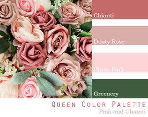 Queen Color Palette - $250 Package