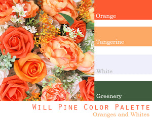 Will Pine Color Palette - $250 Package