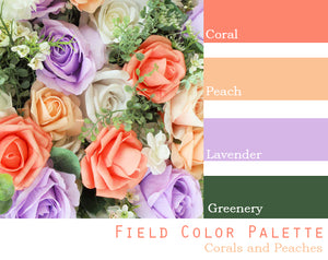 Field Color Palette - $250 Package