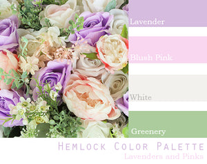 Hemlock Color Palette - $250 Package