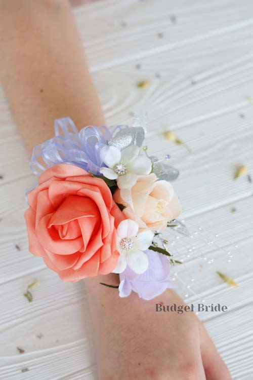 Heather Corsage - #WC019 - $28.50