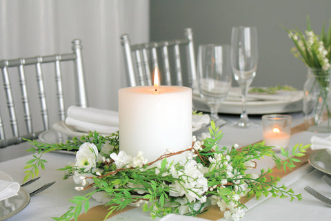 Candle Ring - #XC1 - $55.00