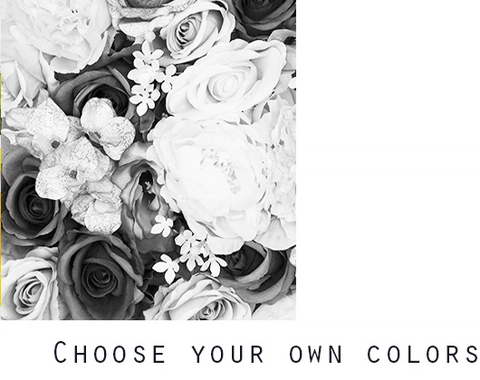 Choose Your Own Colors - Elopement Package