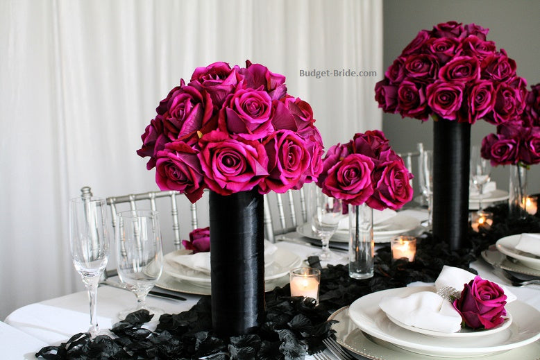 Tall Rose Centerpiece - #CP51b - $185.00