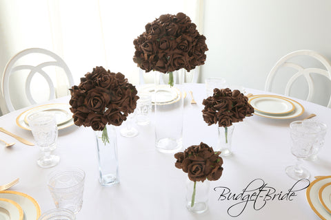 Brown Rose Bundle - #RB005 - $5 - $35