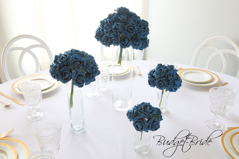 Deep Blue Rose Bundle - #RB006 - $5 - $35