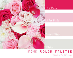 Pink Color Palette - $100 Package