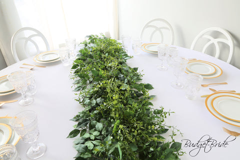 Foliage Table Runner - #CP880 - $250.00