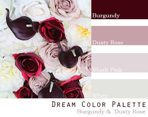 Dream Color Palette - Elopement Package