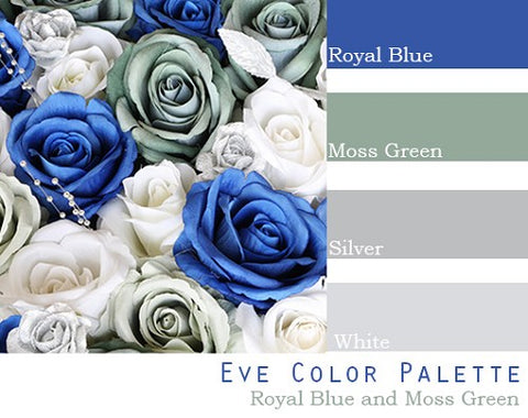 Eve Color Palette - Elopement Package