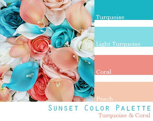 Sunset Color Palette - $100 Package