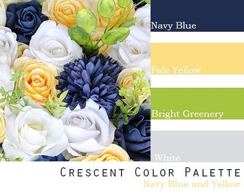 Crescent Color Palette - Elopement Package