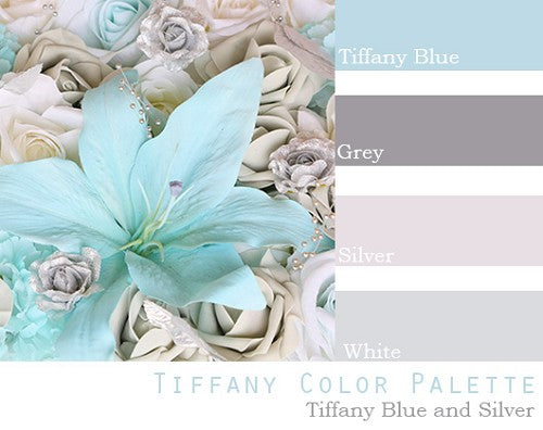 Tiffany Color Palette - $100 Package