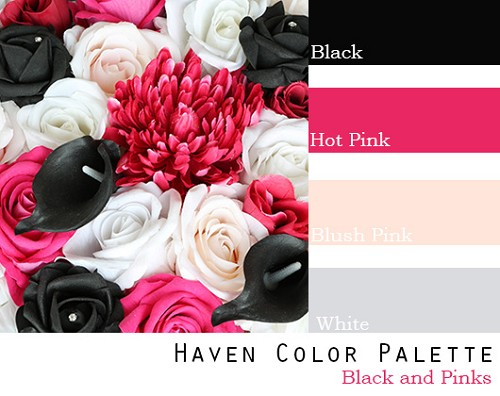 Haven Color Palette - Elopement Package