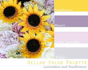 Willow Color Palette - $100 Package
