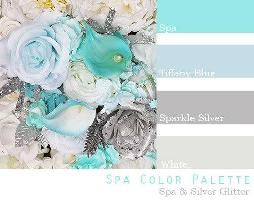 Spa Color Palette - $100 Package