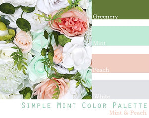 Simple Mint Color Palette - $100 Package