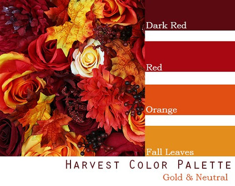 Harvest Color Palette - $100 Package
