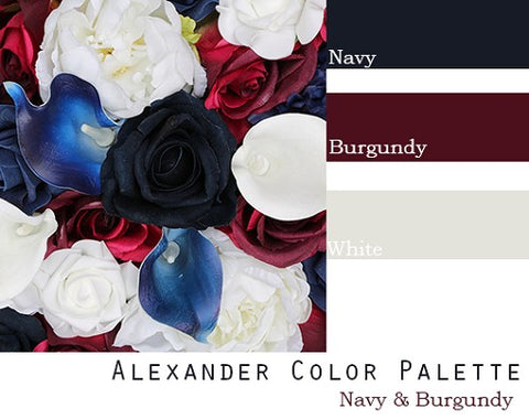 Alexander Color Palette - Elopement Package