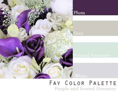 Fay Color Palette - Elopement Package