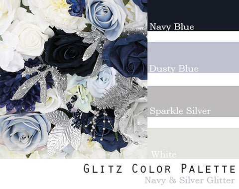 Glitz Color Palette - Elopement Package