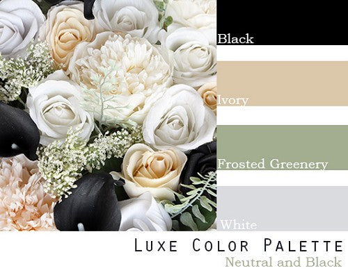 Luxe Color Palette - Elopement Package