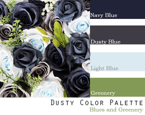 Dusty Color Palette - Elopement Package