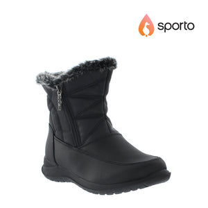 Sporto Krysta Womens Waterproof Snow Boots