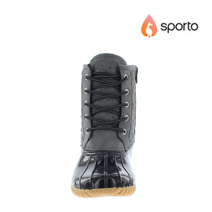 Sporto Adalyn Womens Waterproof Snow Boots