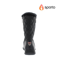 Sporto Olivia Womens Waterproof Snow Boots