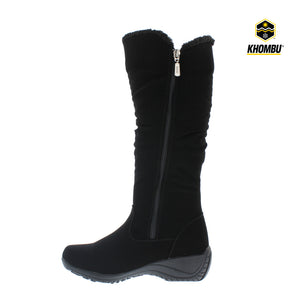 Khombu Aria Womens Waterproof Tall Snow Boots