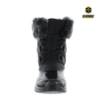 Khombu Reagan Womens Waterproof Snow Boots